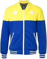 GUILD PRIME star print sweat jacket