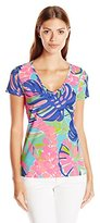 Lilly Pulitzer Women's 70082 : Michele Top