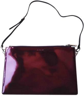 Jil Sander Metallic Leather Handbags