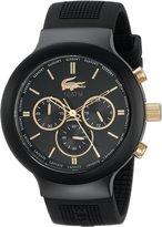 Lacoste Men's 2010687 Borneo Analog Display Quartz Watch