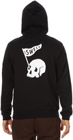 Swell Floating Hood Black