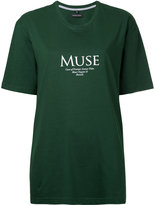 Premier Amour - Muse boyfriend T-shirt - women - Cotton - XL