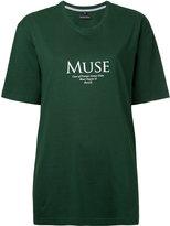 Premier Amour Muse boyfriend T-shirt