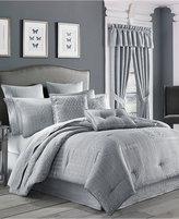 J Queen New York Wilmington King Comforter Set