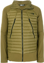 The North Face padded panel jacket