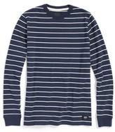 Vans Boy's Milton Stripe Long Sleeve T-Shirt
