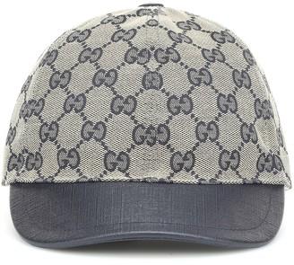 Gucci Kids GG Supreme cap