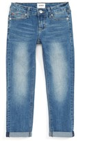 Hudson Girl's Rolled Crop Skinny Jeans
