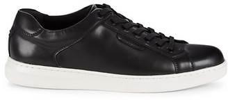 Kenneth Cole New York Design Leather Sneakers