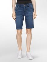 Calvin Klein Medium Wash City Shorts