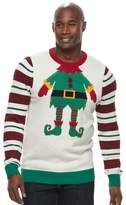 Method Products Big & Tall Elf Ugly Christmas Sweater