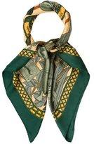 Hermes Tresor Royal du Benin Scarf