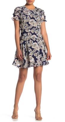 Bardot Brianna Floral Print Dress