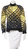 Peter Pilotto Printed Pullover Sweater w/ Tags