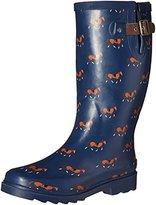 Chooka Women's Horse Trot Rain Boot