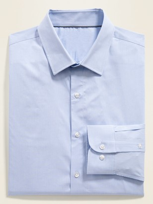 Old Navy All-New Regular-Fit Pro Signature Performance Dress Shirt for Men