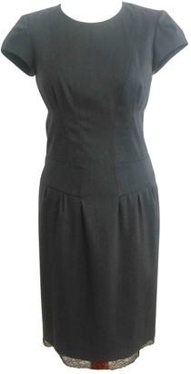 HUGO BOSS Grey Dress for Women