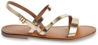Les Tropéziennes Baden Leather Sandals