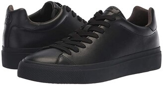 Rag & Bone RB1 Low Top Sneakers (Black) Men's Lace up casual Shoes