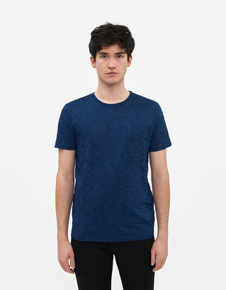 Levi's Men's Pocket T-Shirt in Blue, Size Small | 100% Cotton
