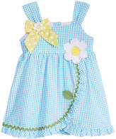 Bonnie Baby Seersucker Dress, Baby Girls
