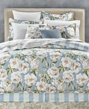 Hotel Collection Classic Serena King Comforter, Created for Macy's Bedding