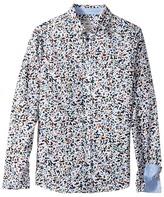 Paul Smith Confetti Print Buttoned Down Shirt Boy's Clothing