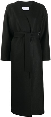 Harris Wharf London Belted Wool Coat