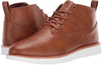 Ben Sherman NU Casual Chukka (Tan PU) Men's Boots