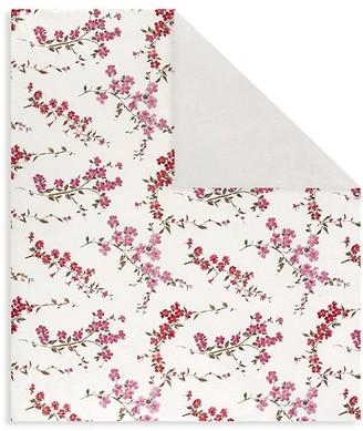 Anne De Solène Desiree 270 Thread Count Floral Duvet Cover