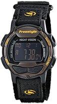Freestyle Women's 10017013 Predator Digital Display Japanese Quartz Black Watch