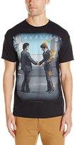 Liquid Blue Men's Pink Floyd Have A Cigar Short Sleeve T-Shirt