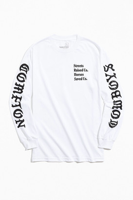 Urban Outfitters Compton Cowboys Long Sleeve Tee