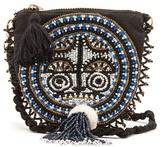 Figue Luna Baby embellished cross-body bag
