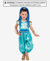 Rubie Enterprises, Ltd. Shimmer and Shine Shine Costume, Toddler & Little Girls (2T-6X)