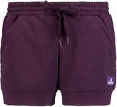 adidas by Stella McCartney Cotton-blend jersey shorts