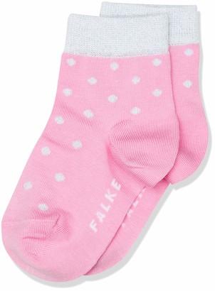 Falke Girl's Glitter Dot Ankle Socks