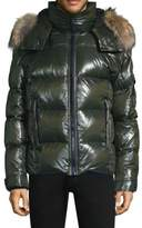 SAM. New Mountain Glossy Puffer Jacket