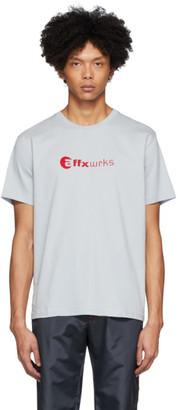 AFFIX Grey Chemical T-Shirt