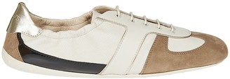 Tod's Tods Lace-up Ballerinas