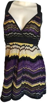 M Missoni Purple Cotton Top for Women