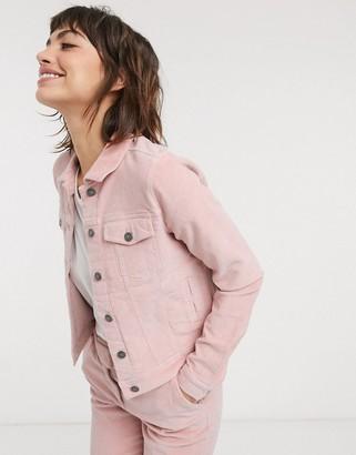 B.young denim jacket