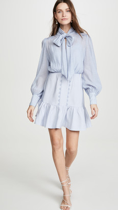 Keepsake New Look Long Sleeve Mini Dress
