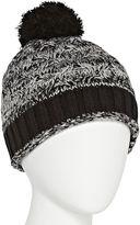 Isotoner Pom Chunky Knit Hat