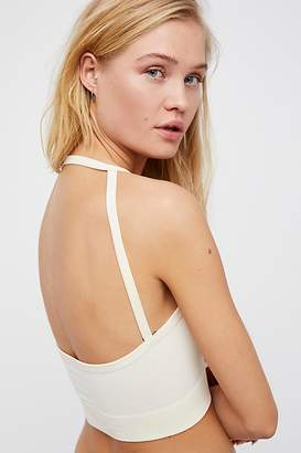 Free People Straight Halter Crop by Intimately at