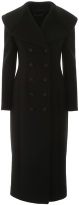 Dolce & Gabbana Long Wool Coat