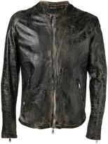 Giorgio Brato biker jacket