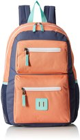 Trailmaker Big Girls Double Pocket Backpack