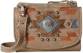 American West Zuni Passage Small Crossbody/Wallet