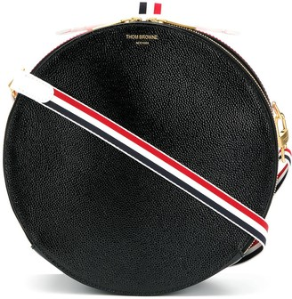 Thom Browne rounded business shoulderbag